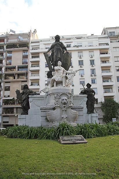 Monumento a Carlos Pellegrini_Buenos Air