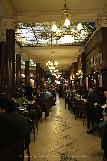Cafe Tortoni_Buenos Aires_Argentina-2-w.