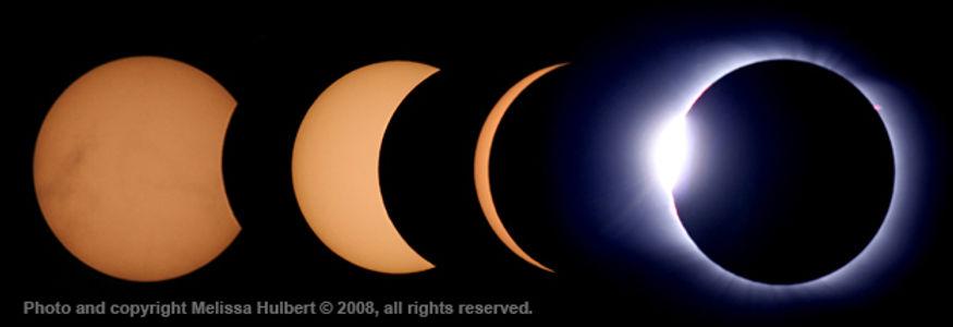 Total Solar Eclipse -  1 August 2008 Ob