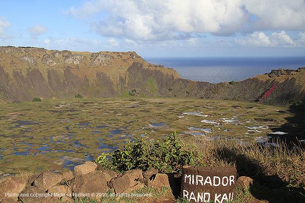 Mirador Rano Kau-Easter Island-Chile-w.j