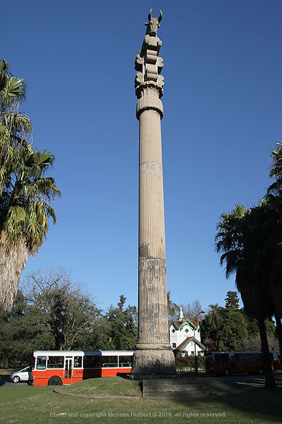 Persian Column_Buenos Aires_Argentina-1-