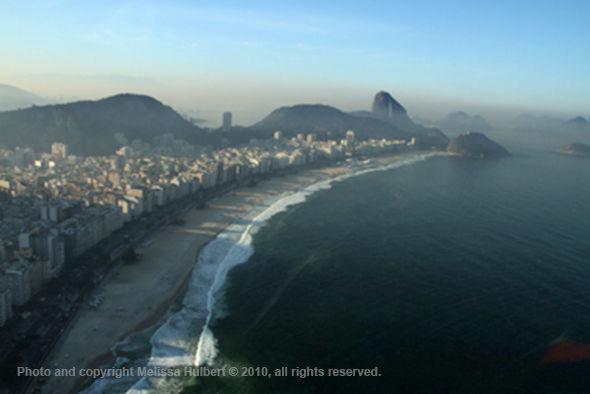 Copacabana Beach-Rio de Janeiro-Brazil-w