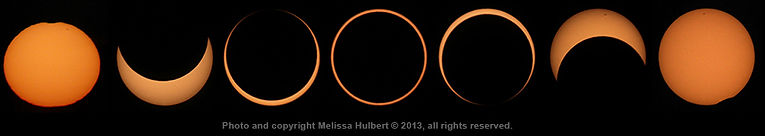 Combined Sequence-Annular Eclipse 10 May