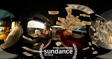 Mike Rosenstein, Yung JAke, Sundance