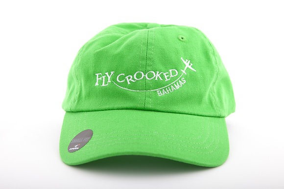 Fly Crooked Pittstown Point Hat