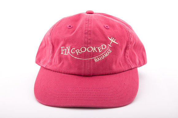 Fly Crooked Pittstown Point Hat - Original Velcro