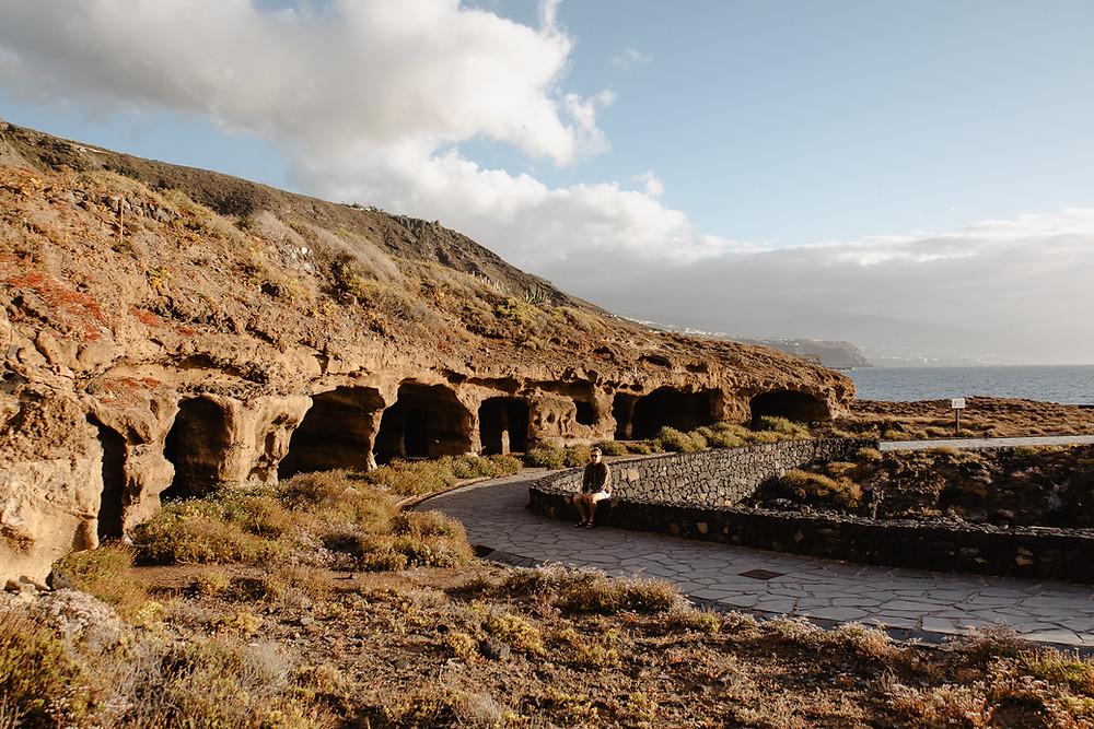 playa de las rojas Tenerife
