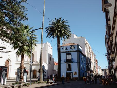 La Laguna, stare miasto i piękny punkt widokowy