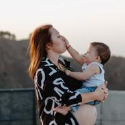 Sesja ciążowa plener Teneryfa
