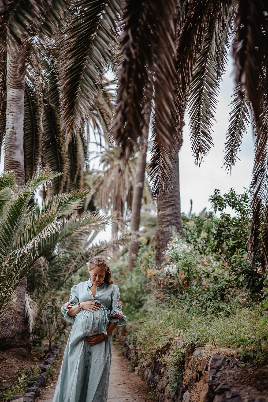 sesja zdjeciowa w palmach teneryfa