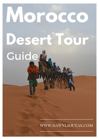 Morocco Desert Tour Guide