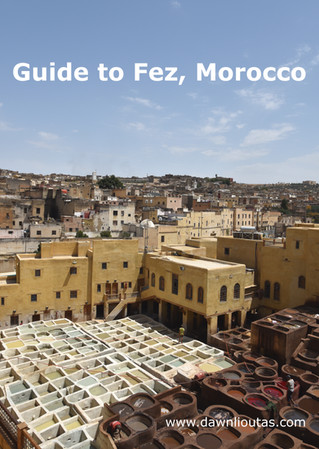 Guide to Fes, Morocco