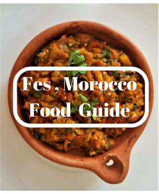 Fes Food Guide