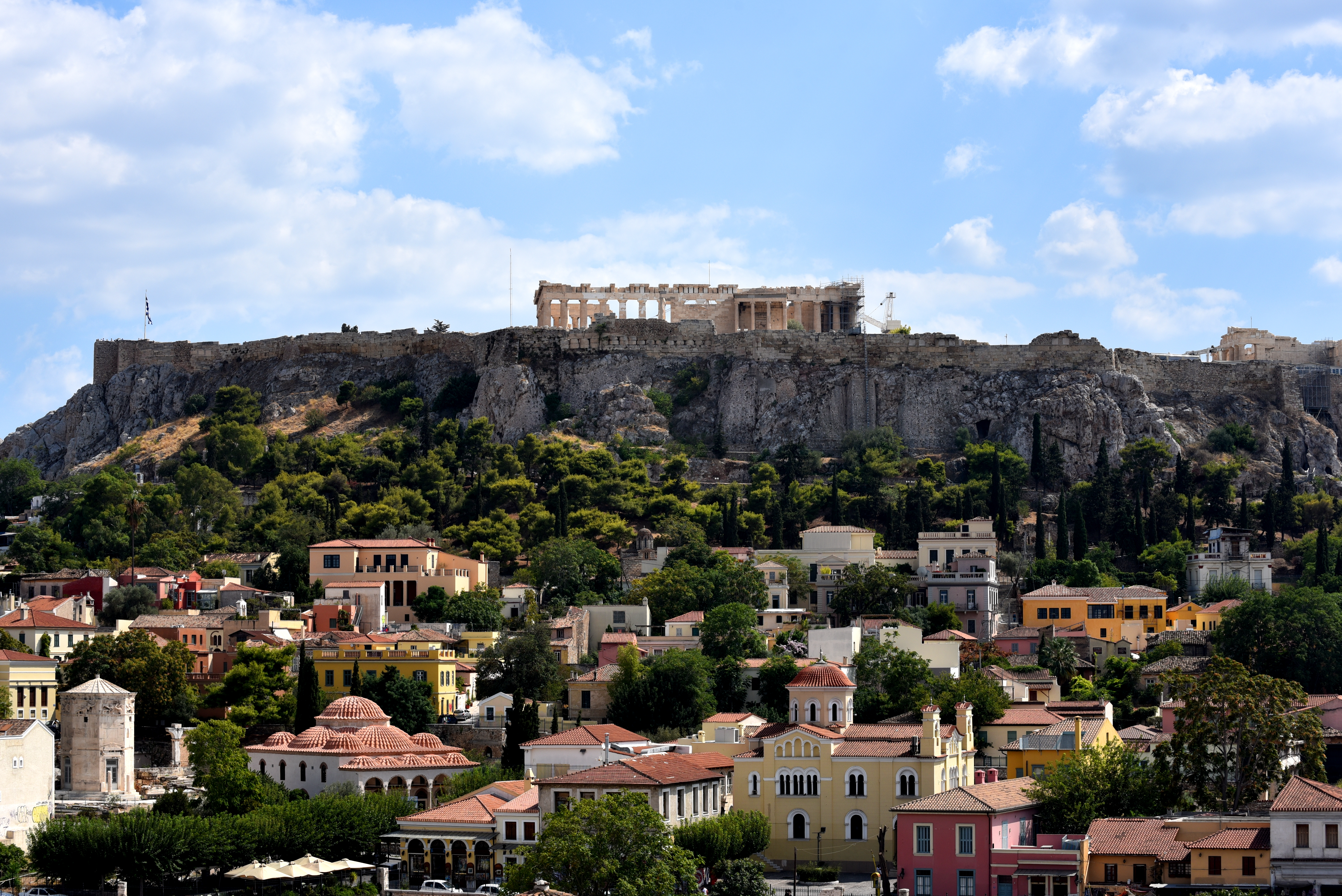 The Glory of The Acropolis