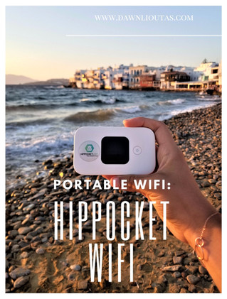 Portable Internet: Hippocket WiFi