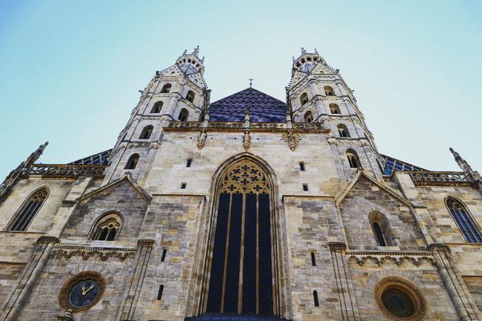 The Stephansdom Vienna
