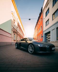 Audi R8v10+