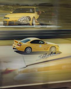 Nissan Silvia, Audru ringrajal