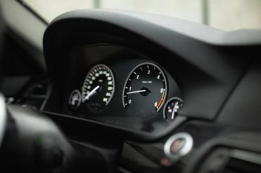 BMW 5 Seeria spidomeeter
