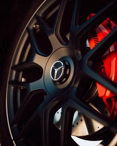 Mercedes-Benz G63 AMG veljekapsel