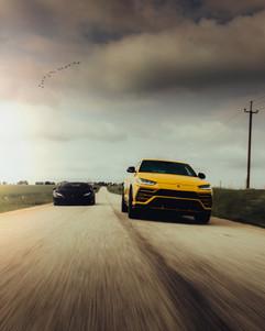 Lamborghini Urus & Performante