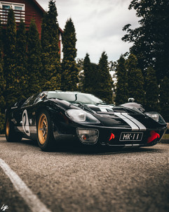 50th Anniversary Shelby GT40