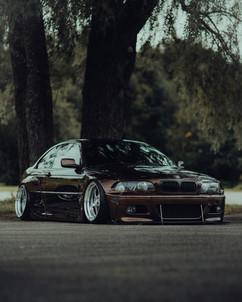 """BMW """"brownie"""" E46"""