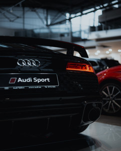 Audi R8V10+ facelift