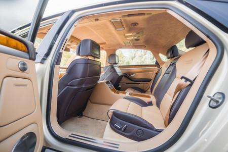 Audi A8L interjöör