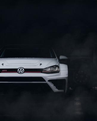 VW GTI TCR
