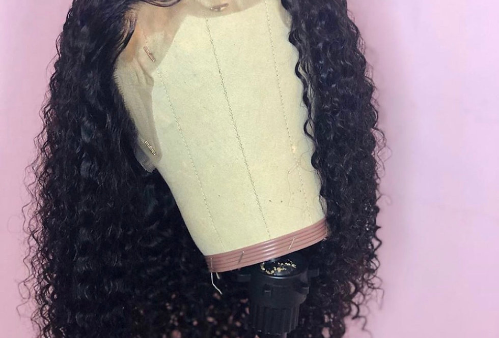Curly unit