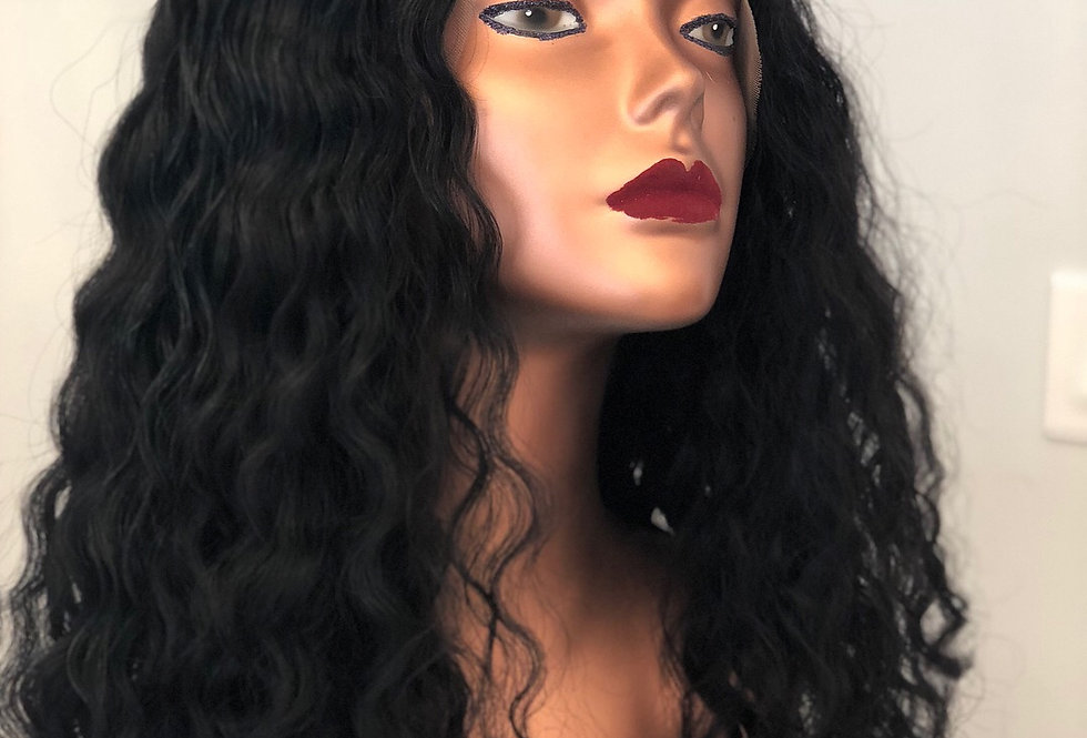 Curly Short Style Wig