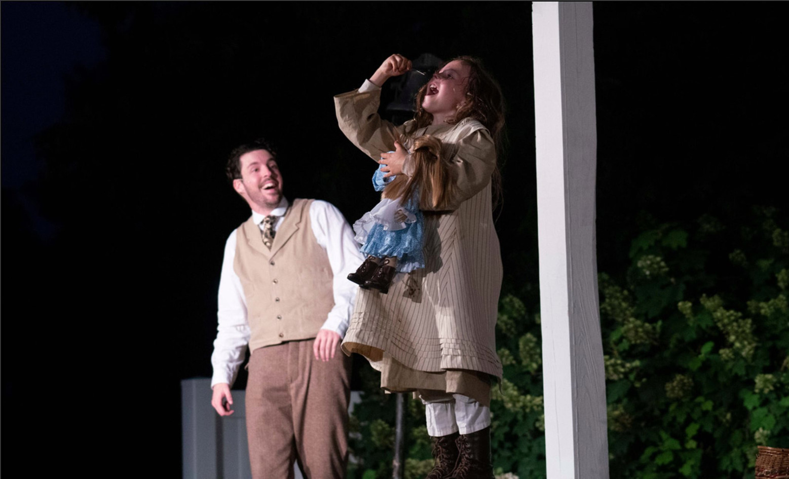 The Miracle Worker at Ivy Green