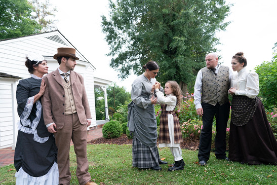 The Miracle Worker at Ivy Green (59th Annual Production)