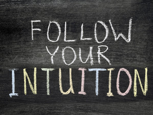 Access your Intuition in 3 Steps