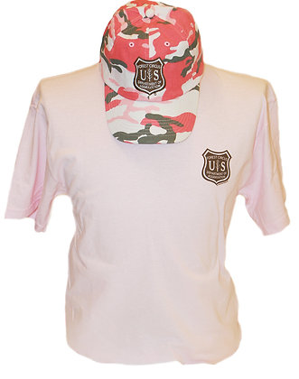 Pink T-Shirt (Small size ONLY)