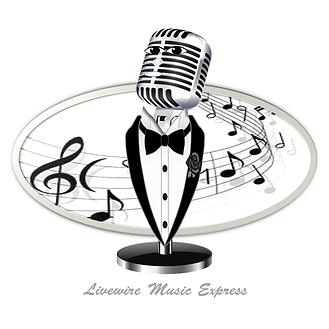 livewire Music Express Logo