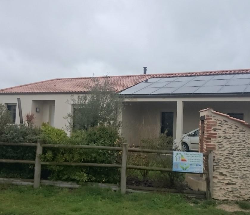 Solaire thermique-photovoltaïque aérovoltaïque