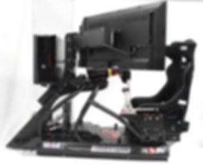 SX02Msport Pro Spec Simulator- Predator