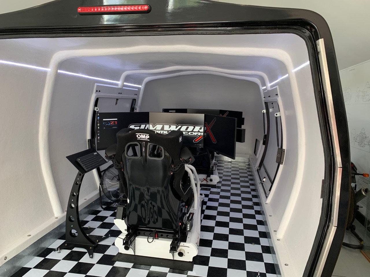 Track Side Simulator