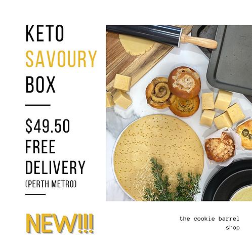 Keto Savoury Box
