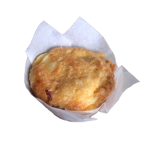 Bacon & Cheese Keto Muffins - pack of 3