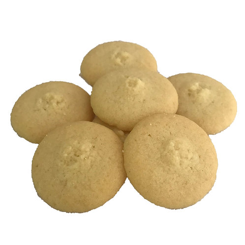 Vanilla Coffee Cup Cookies - approx 400 cookies