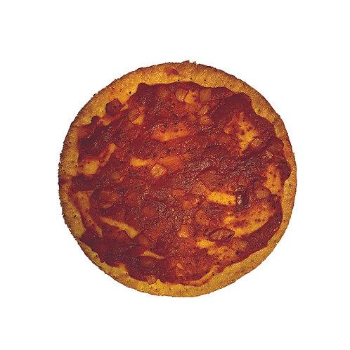Pizza Base Keto - Baked