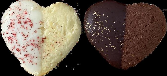 Valentine's Day Shortbread Classic Cookies