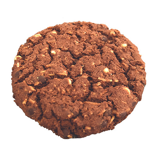 Double Choc Chip Cafe Cookies - pack of 12