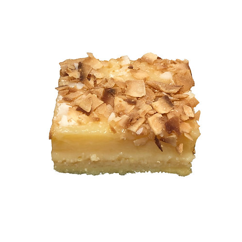 Lime Brulee Slice - pack of 12