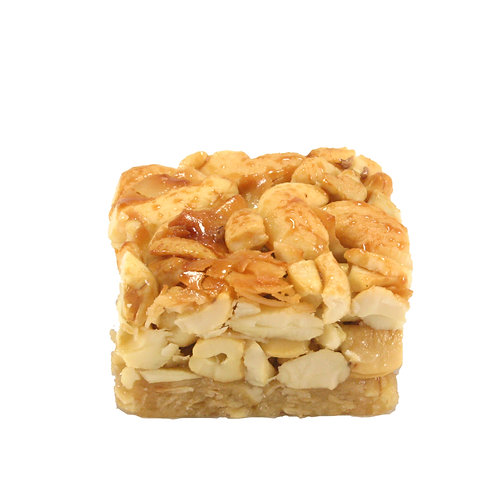 Mixed Nut & Honey Slice - pack of 12