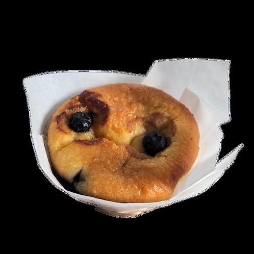 Blueberry & Lemon Keto Muffins - pack of 3