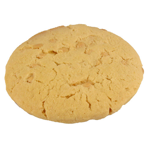 Macadamia & White Chocolate Cafe Cookies  - pack of 12
